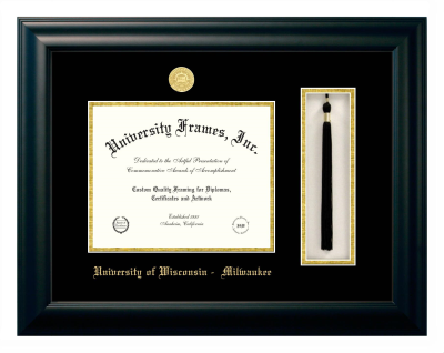 University Of Wisconsin Milwaukee Custom Diploma Frames University Frames